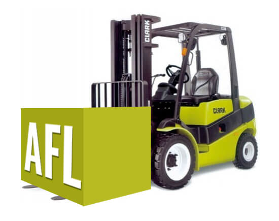 Atlantic Forklift Logo