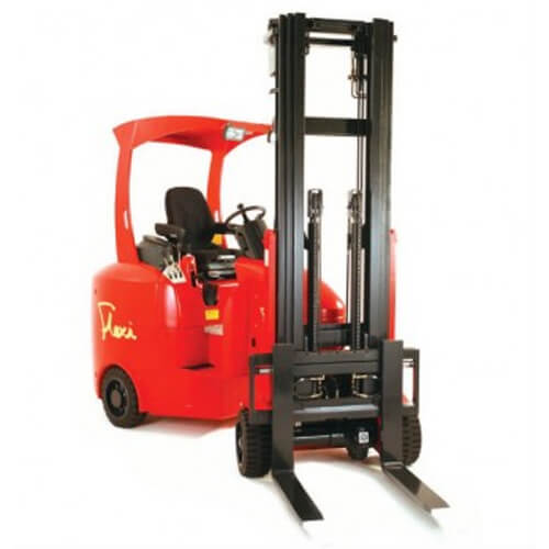 Narrow Aisle Flexi AC Range - Atlantic Forklifts