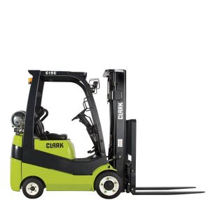 Clark Compact forklift with LPG drive C15-20sC