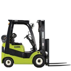 clark diesel Forklift