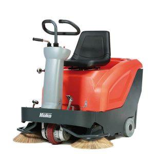 HAKO sweepmaster B800R