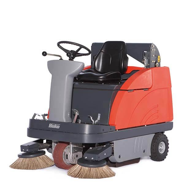 HAKO sweepmaster B980R