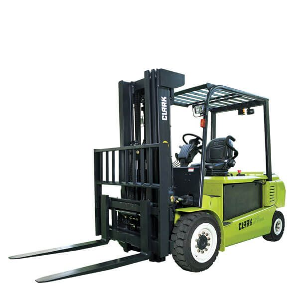 Electric four-wheel forklift GEX40-50 - Atlantic Forklifts