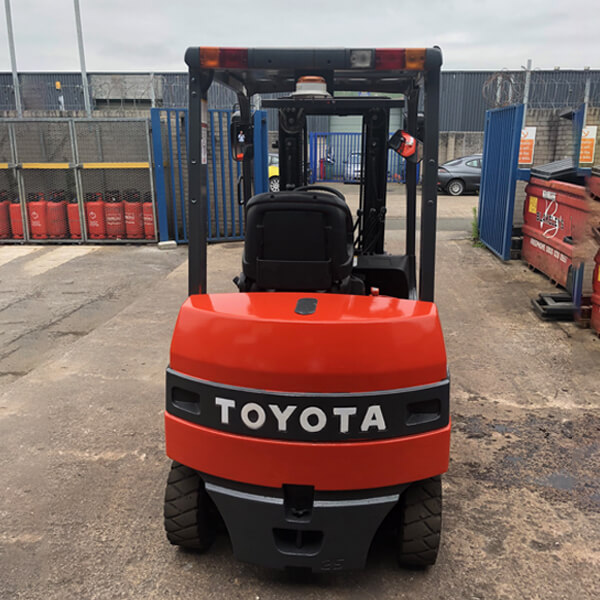 Used & Refurbished Forklift Trucks - Atlantic Forklifts